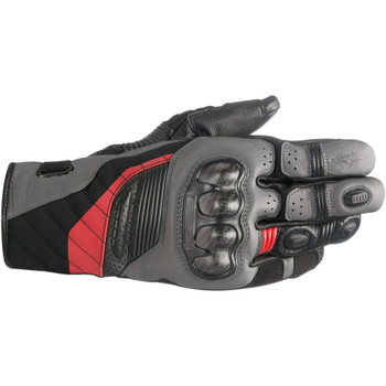 Alpinestars Belize Drystar Gloves - Black/Anthracite Red