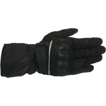 Alpinestars SP-Z Drystar Gloves - Black/Black