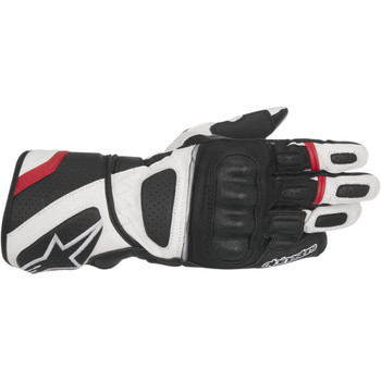 Alpinestars SP-Z Drystar Gloves - Black/White/Red