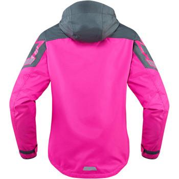 Icon Women's PDX 2 Waterproof Jacket - Pink