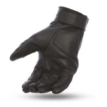 First Mfg. Cascade Leather Motorcycle Gloves