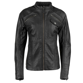Speed and Strength Seventh Heaven Leather Jacket - Black