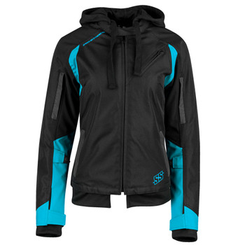 Speed and Strength Spellbound Women's Jacket - Teal/Black