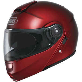 Shoei Neotec Modular Helmet - Wine Red
