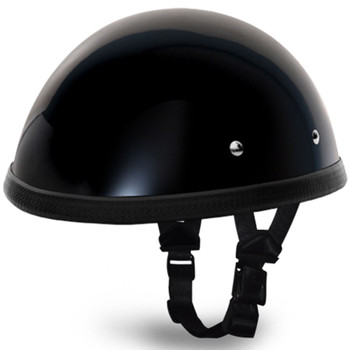 Daytona EZ Rider Novelty Helmet - Gloss Black