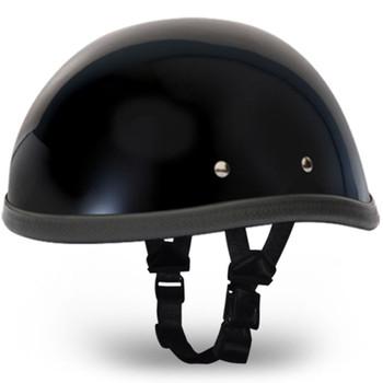 Daytona Eagle Novelty Helmet - Gloss Black