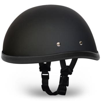 Daytona Eagle Novelty Helmet - Matte Black