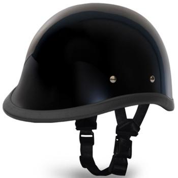 Daytona Hawk Novelty Helmet - Gloss Black