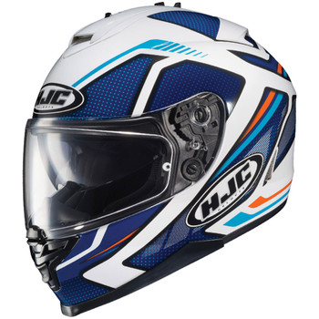 HJC IS-17 Spark Helmet - MC-2