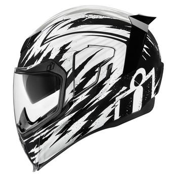 Icon Airflite Fayder Helmet - White
