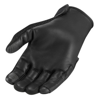 Icon Overlord Women's Gloves - Black