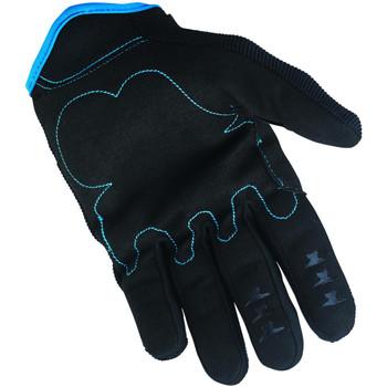Biltwell Moto Gloves - Black/Blue