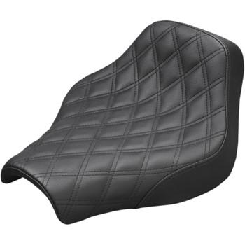 Saddlemen Renegade-LS Seat for 2018 Harley Softail - Black
