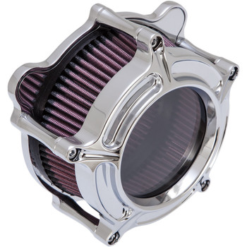 Roland Sands Clarion Air Cleaner for 1993-2017 Harley* - Chrome