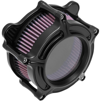 Roland Sands Clarion Air Cleaner for 1993-2017 Harley* - Black Ops
