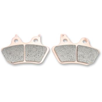 Drag Specialties Brake Pads - Repl. OEM 44082-00/C - Sintered Metal for 00-07 Harley Big Twin