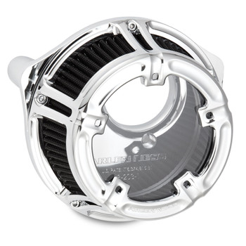Arlen Ness Method Clear Series Air Cleaner for 1991-2018 Harley Sportster - Chrome