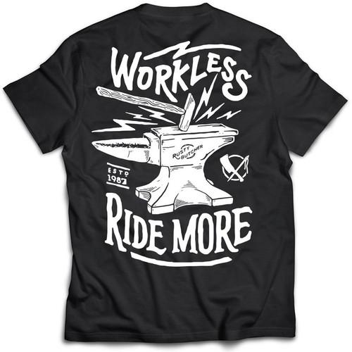 Rusty Butcher Anvil T-Shirt