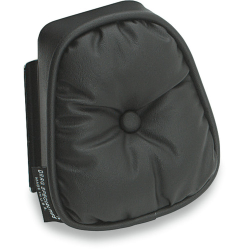 Drag Specialties Tapered Backrest Pad for Round Sissy Bars - Pillow