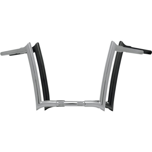"Paul Yaffe Bagger Nation 1-1/4"" Monkey Bars Handlebars for Harley"