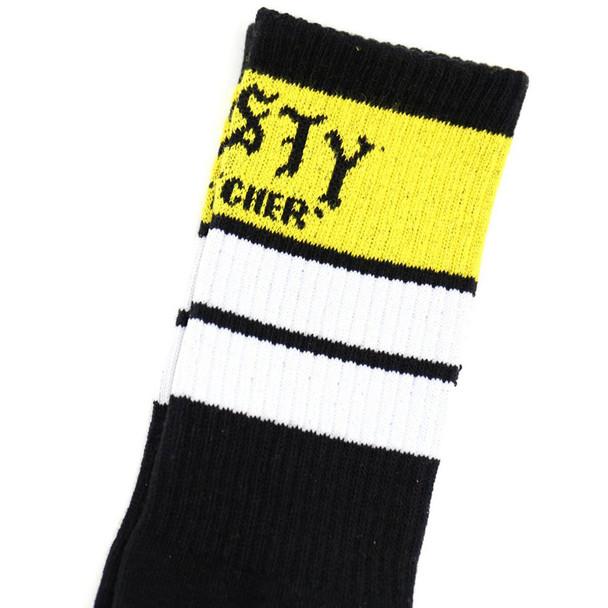 Rusty Butcher Choices Socks