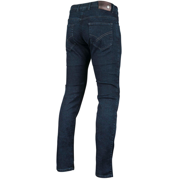 Speed and Strength Critical Mass Armored Stretch Jeans - Dark Blue