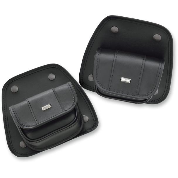 Hopnel Lower Fairing Pockets for 2005-2013 Harley Electra Glide Ultra