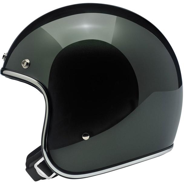 Biltwell Bonanza Helmet - Sierra Green