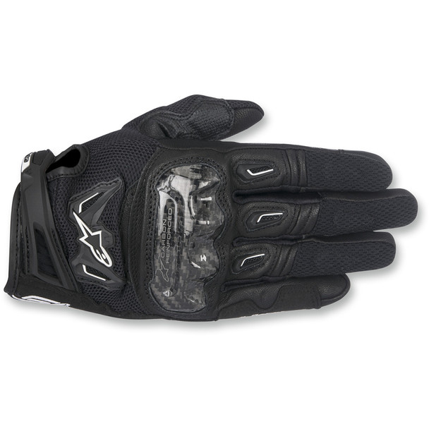Alpinestars SMX-2 Air Carbon V2 Gloves - Black