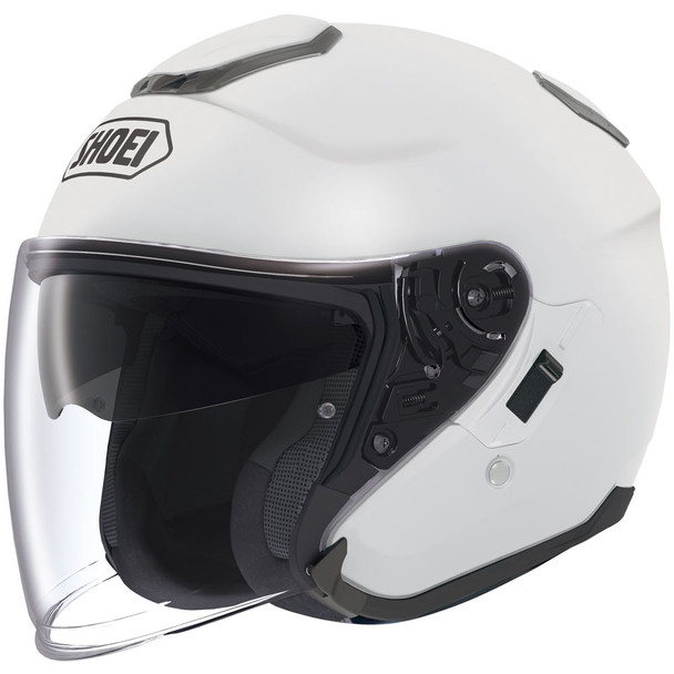 Shoei J-Cruise Open Face Helmet - White