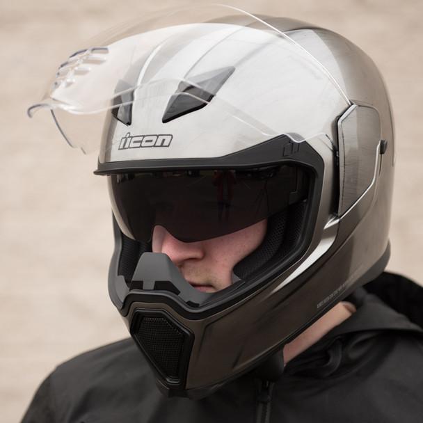 Icon Airflite Quicksilver Helmet
