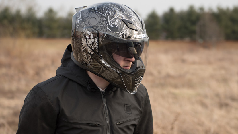 Check out overviews of the Icon Airflite Helmets