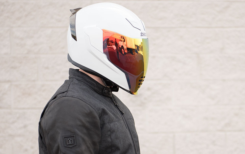 How to Change the Icon Airflite Face Shield