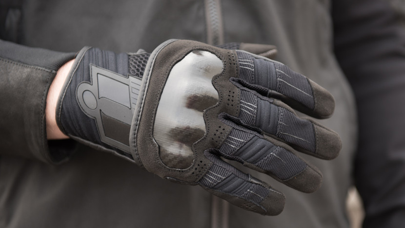 New Icon Overlord Gloves