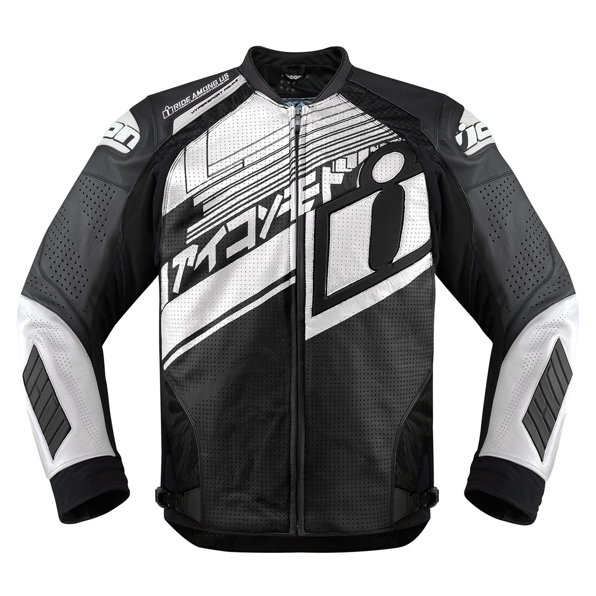 Icon Hypersport Prime Hero Leather Jacket ...