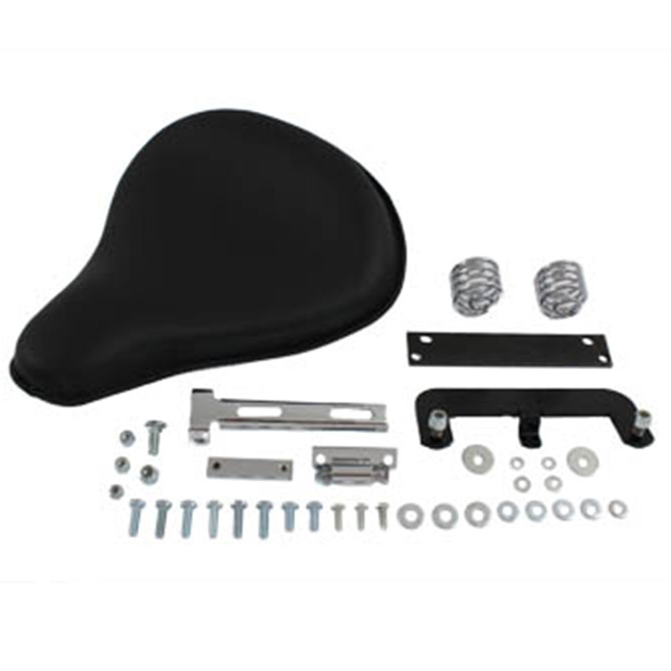 V-Twin Solo Seat Mounting Kit for Harley Sportster - Get Lowered Cycles