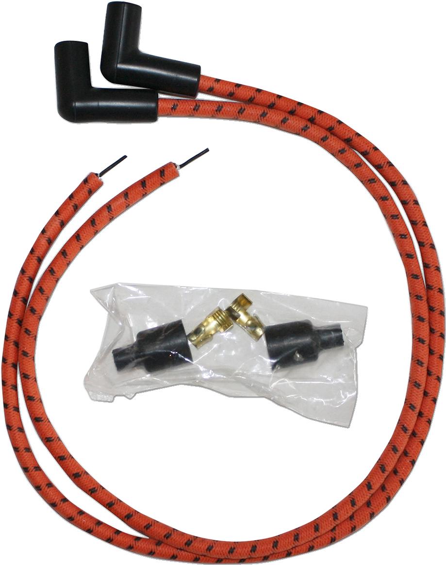 Magnificent Orange Spark Plug Wires Ideas - Electrical Circuit ...