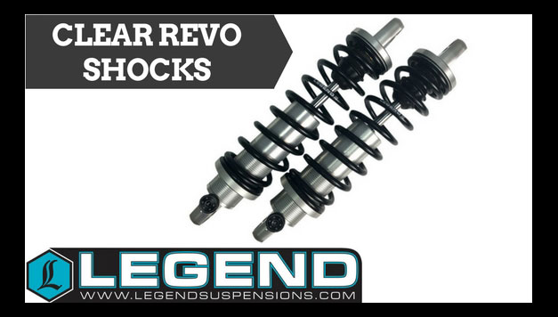 Legend Revo Clear Shocks
