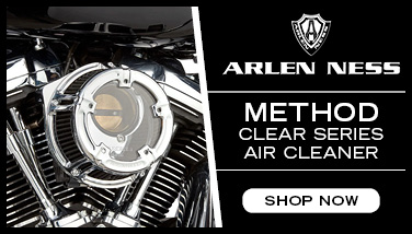 Arlen Ness Method Air Cleaners