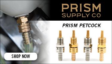 Prism Supply Petcocks