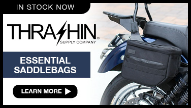 Thrashin Supply Saddlebags