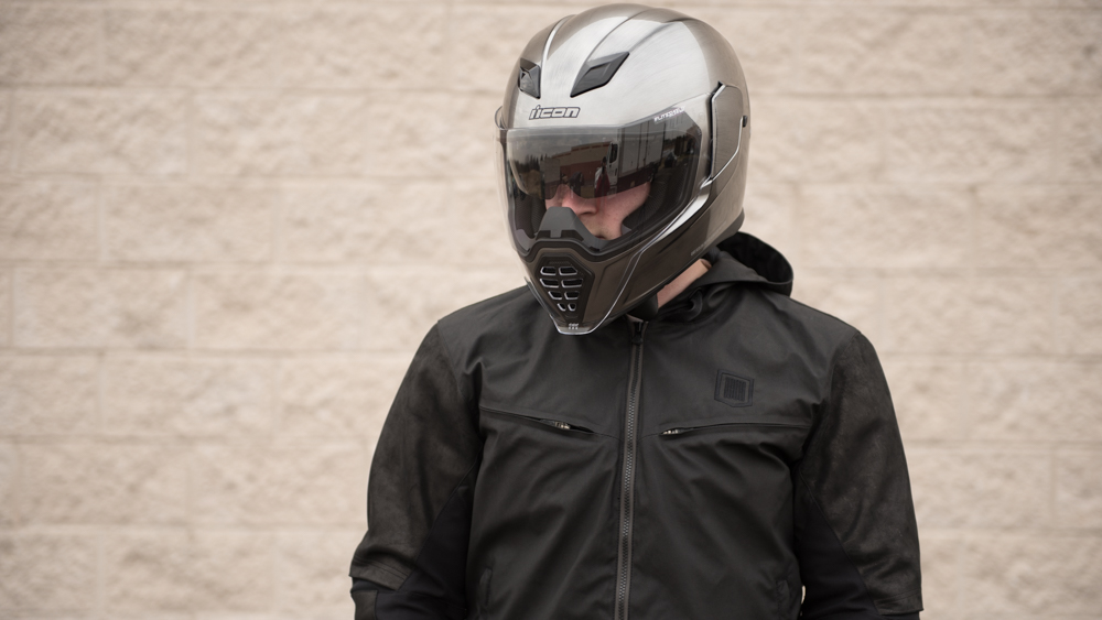 Icon Airflite Helmet Review Get Lowered Cycles
