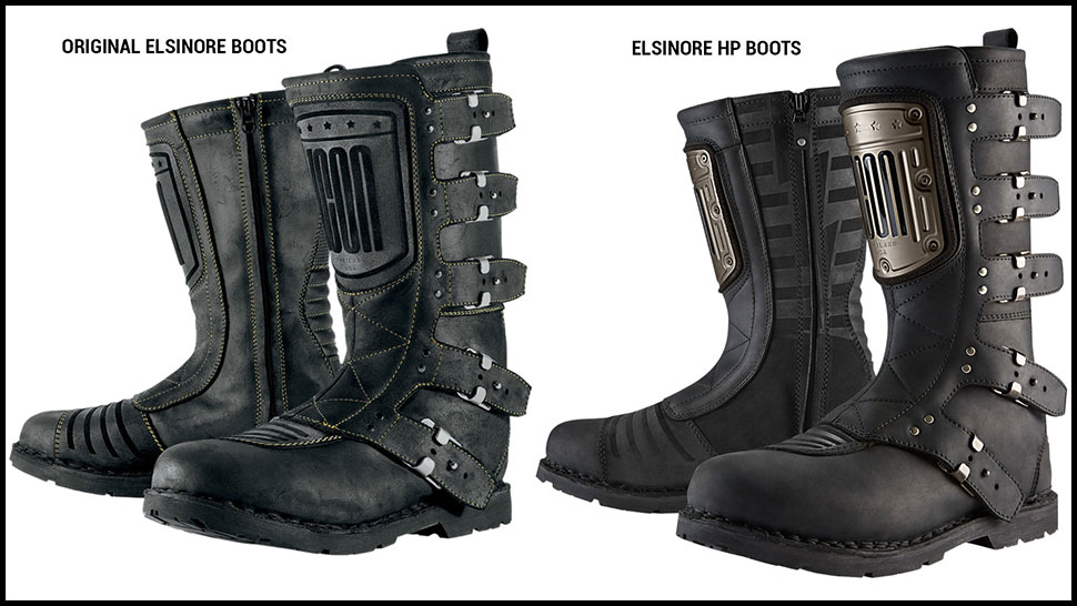 Icon 1000 Elsinore HP Boots Review - Get Lowered Cycles