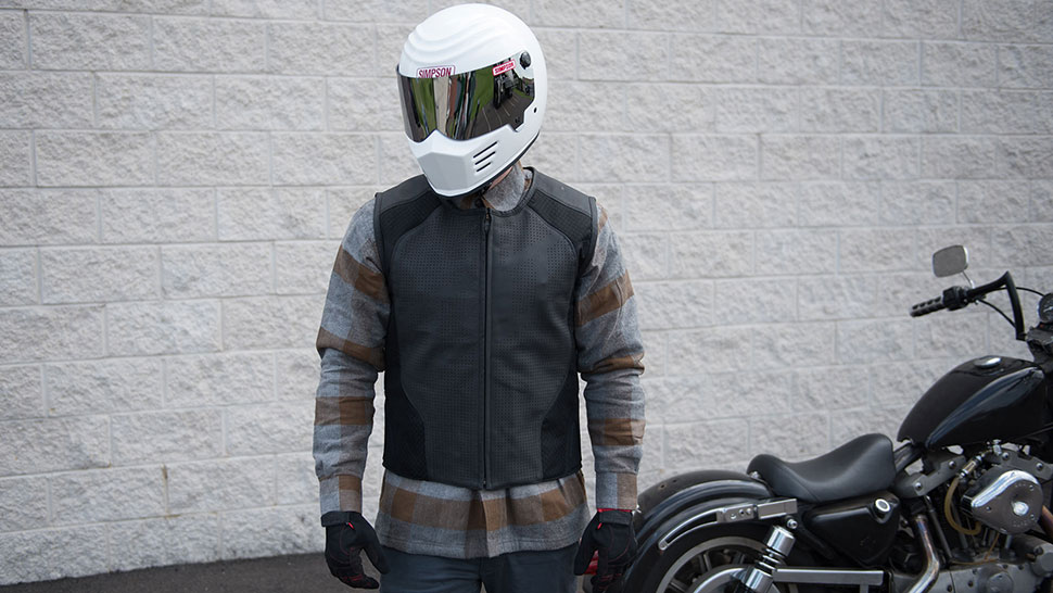 Icon Hypersport Stripped Vest Review Get Lowered Cycles