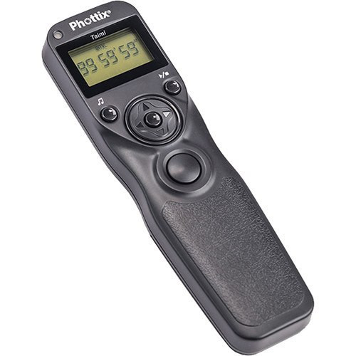 Phottix Taimi All-In-One Digital Timer and Wired Remote