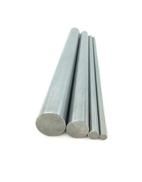 "Tungsten Alloy (90WNiCu, MT-17C) Rod - 12"" length"