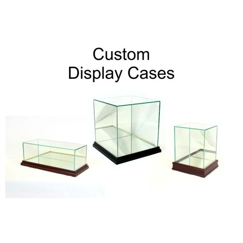 10 x 10 x 10 Custom Display Case
