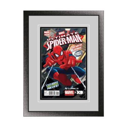 Single Comic Book Frame