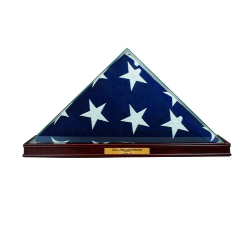 Flag Display Case 9.5 x 5
