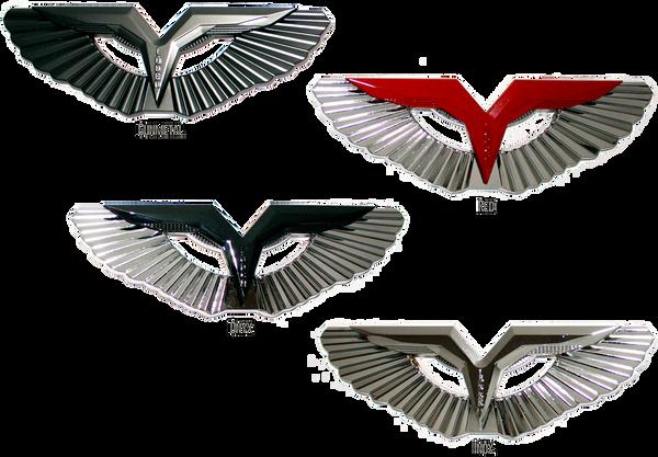Anzu Wings For Emblemsonly on 2002 Kia Sorento For Sale
